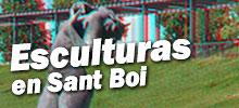 esculturas de sant Boi