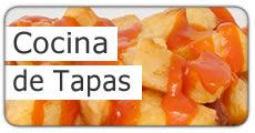 restaurantes cocina de tapas en sant boi