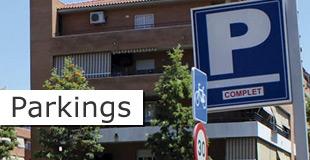 aparcaments / aparcamientos en Sant Boi