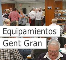 equipamientos de gent gran en sant boi