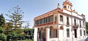 Centre d'art Sant Boi. Can Castells.