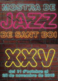 mostra de jazz en sant boi