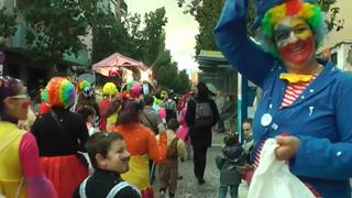Carnaval. Carnestoltes en Sant Boi