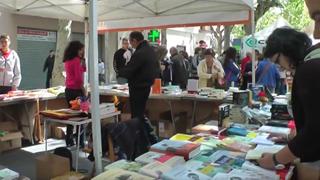 Día del Libro, Sant Jordi en Sant Boi