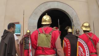 Fiesta Romana Ludi Rubricatus Sant Boi