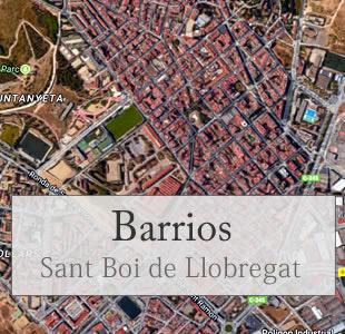 barrios de sant boi . Barcelona
