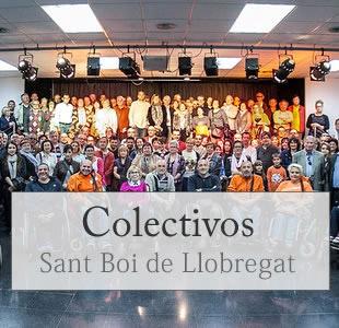 Colectivos de sant boi de llobregat, barcelona