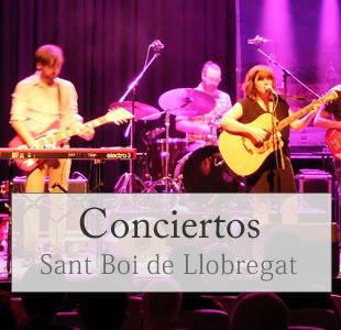 salas de conciertos en sant boi