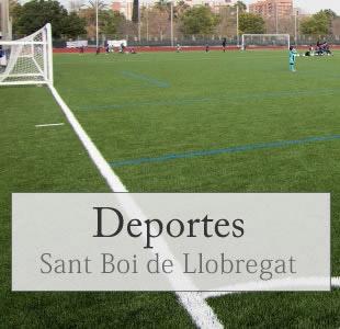 equipamientos deportivos en sant boi