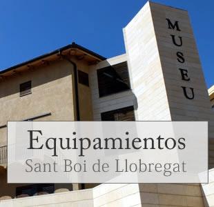 equipamientos de cultura en sant boi