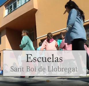 escoles en sant boi , Barcelona