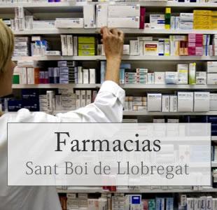 farmacias de sant boi, barcelona