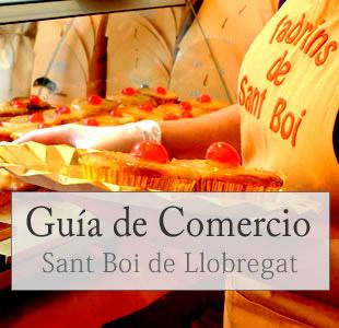 guia de comercio de sant boi, barcelona