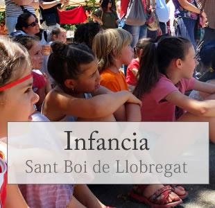 infancia en sant boi, barcelona