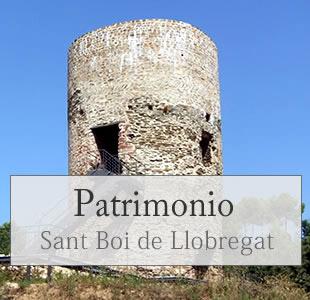 patrimonio en Sant Boi