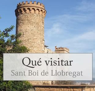 Que visitar en Sant Boi