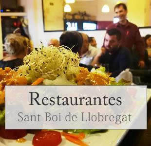 Guia de restaurantes de Sant Boi, barcelona