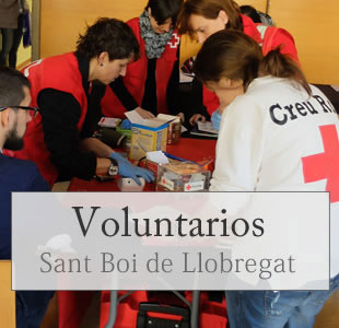 voluntarios en sant boi