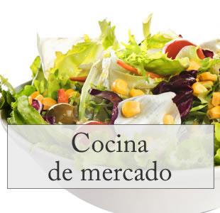 Restaurante Cocina de mercado en Sant Boi