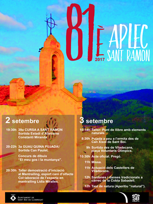 Aplec Sant Ramon