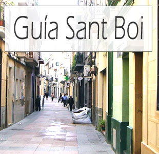 guia de sant boi , barcelona