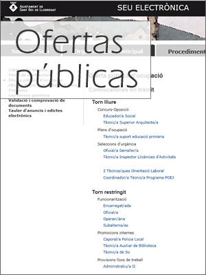 ofertas de empleo publicas en santboi barcelona