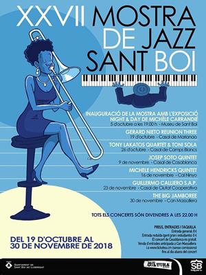 mostra Jazz sant Boi