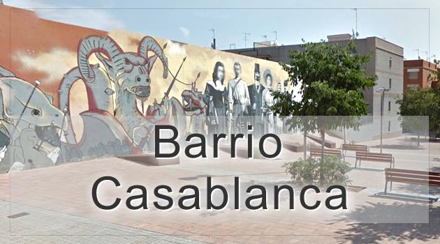 Barrio Casablanca Sant Boi barcelona