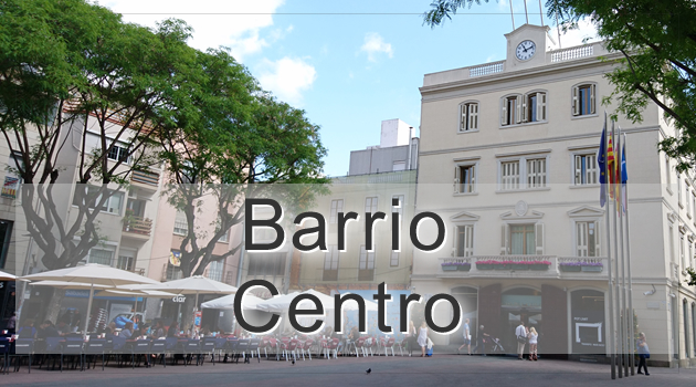 Barrio Centro Sant Boi barcelona