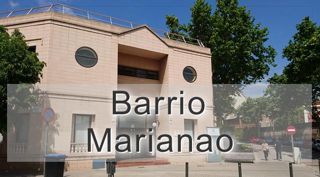 Barrio Marianao Sant Boi barcelona