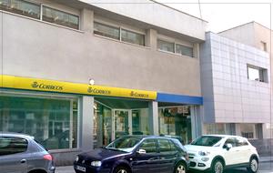 Oficina de correos en Sant Boi Barcelona