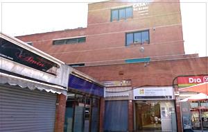 Casal Ciudad cooperativa en Sant Boi Barcelona