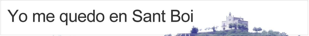 Portada deen Sant Boi