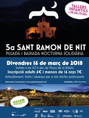 Sant Ramon de Nit Sant Boi, barcelona