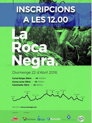 Cursa de la Roca Negra sant boi, barcelona