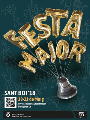 festa major de Sant Boi Barcelona
