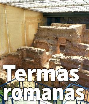 Termas romanas de Sant Boi de Llobregat, barcelona
