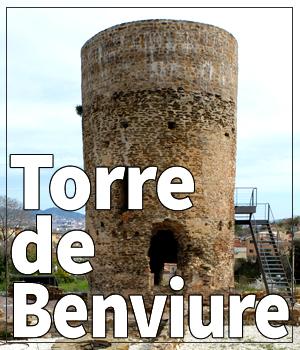 Torre de Benviure Snat Boi de Llobregat, barcelona