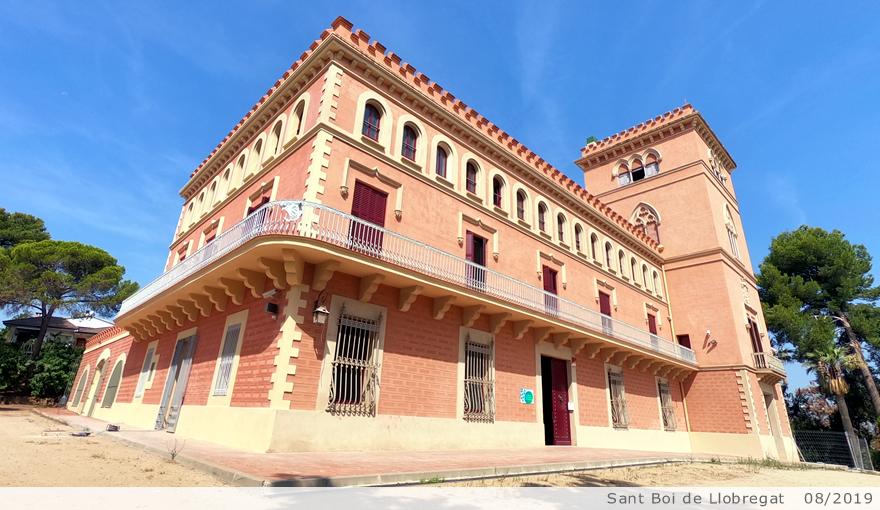 Palau de Marianao Sant Boi de Llobregat Barcelona