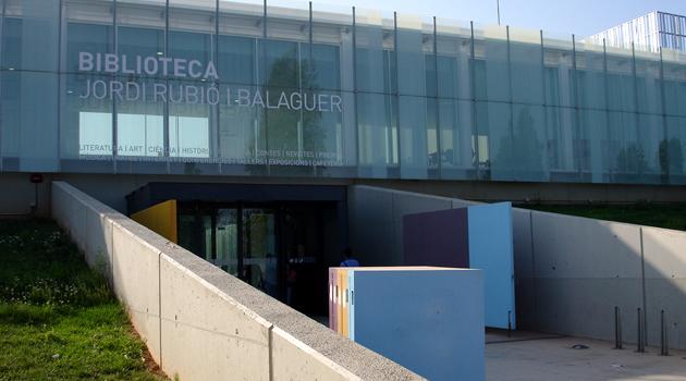 Biblioteca Jordi Rubió i Balaguer de Sant Boi
