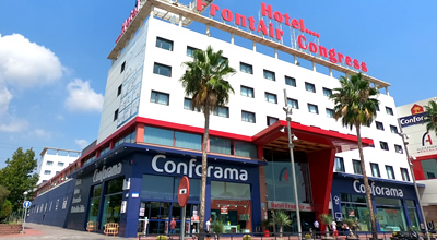 Hotel FrontAir Congress Sant Boi